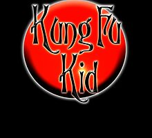 Kung Fu Kid, Chinese, China, Martial Art, Fight Club, MMA by TOM HILL - Designer