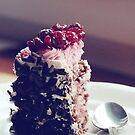 Raspberry cake by CoffeeBreak