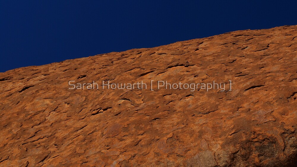 Red Rock II by Sarah Howarth [ Photography ]
