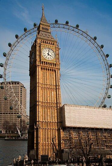 The Two Eyes of London by DonDavisUK