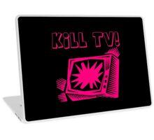 Kill TV by Chillee Wilson Laptop Skin