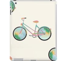 Pimp my bike iPad Case/Skin