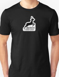 Libreboot T500 User Unisex T-Shirt