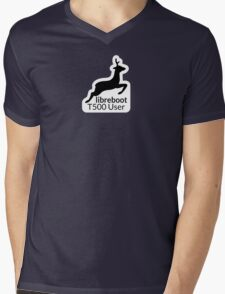 Libreboot T500 User Mens V-Neck T-Shirt