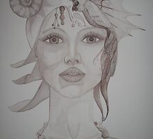 Fantasy Woman by hollyspirit