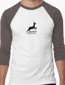 Libreboot X200 User Men's Baseball ¾ T-Shirt