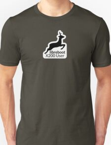 Libreboot X200 User T-Shirt