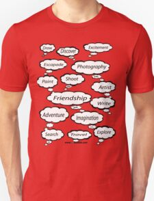 Red Bubble Artist T Shirt T-Shirt