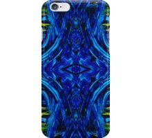 Abstract Art - Center Point - By Sharon Cummings iPhone Case/Skin