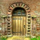 Church Door by VoluntaryRanger