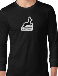 Libreboot R400 User Long Sleeve T-Shirt