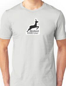 Libreboot R400 User Unisex T-Shirt