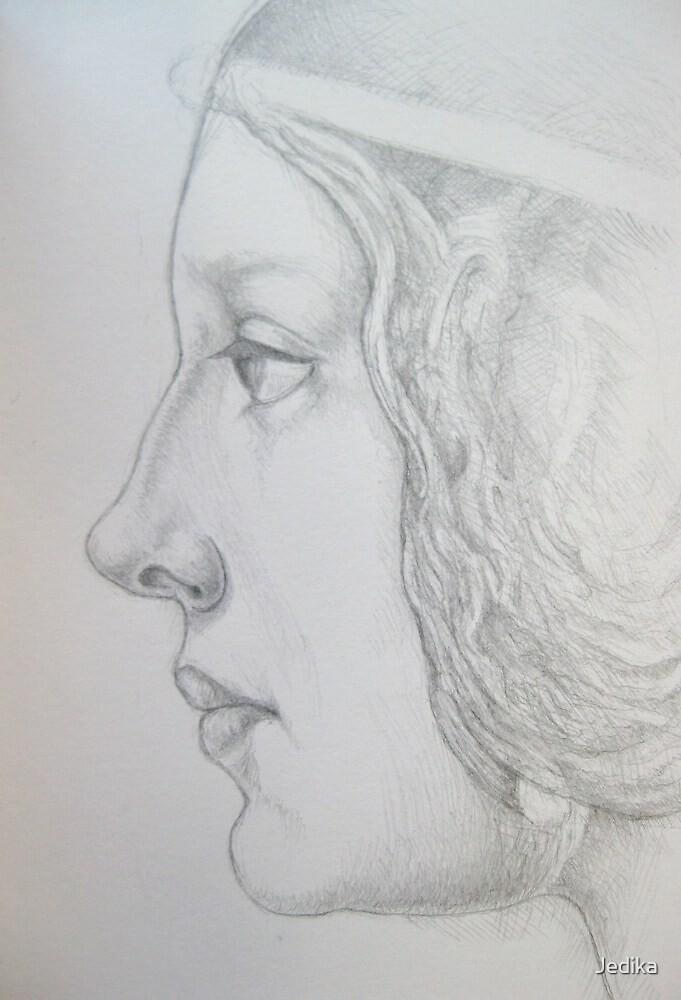 Da Vinci Study by Jedika