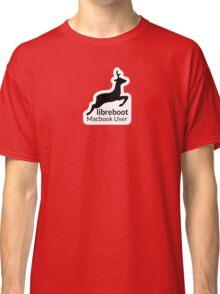 Libreboot Macbook User Classic T-Shirt