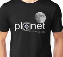 planet earth homebase Unisex T-Shirt
