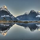 Majestic New Zealand by Kimball Chen
