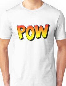 Cartoon POW by Chillee Wilson Unisex T-Shirt