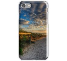 Barwon Back Beach Aglow iPhone Case/Skin