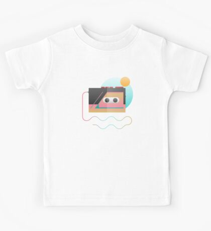 Summer Rhythm Kids Tee