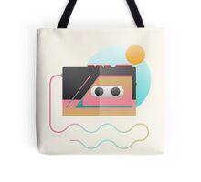 Summer Rhythm Tote Bag