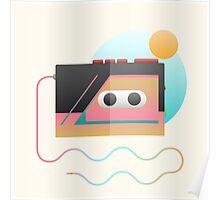 Summer Rhythm Poster