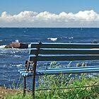 Sea view by Heather Thorsen