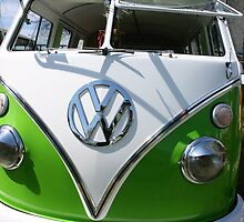 Bug eyed VW Kombi Van by BenBob68