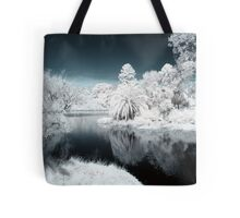 So Adam said to Eve.... Tote Bag