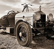 Minerva Coupe 19?? by Stephen Ruane