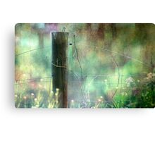 That Place Between Awake and Asleep Canvas Print