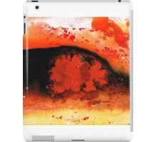 Vibrant Abstract Art - Leap of Faith by Sharon Cummings iPad Case/Skin
