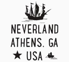 Neverland Athens, GA USA by thepisforpenis