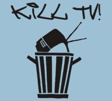 Kill TV [2] by Chillee Wilson Kids Clothes