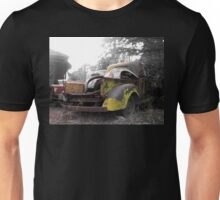 Old Rusted Pickup Trucks Unisex T-Shirt