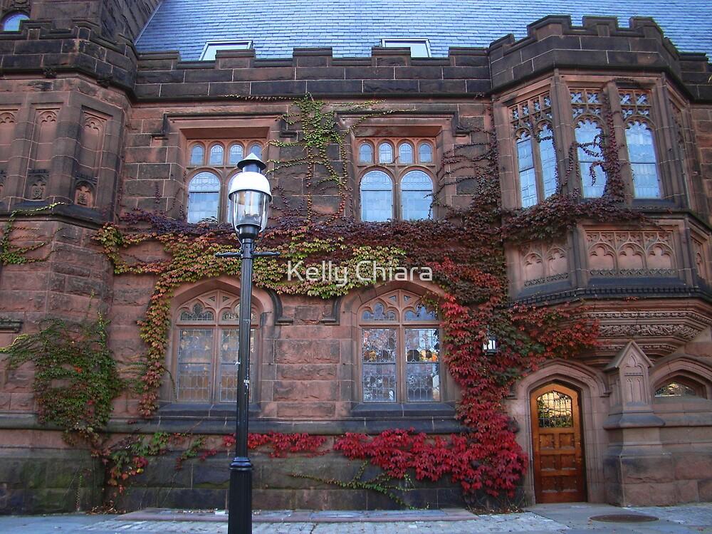 Autumn Ivy ~ Princeton by Kelly Chiara