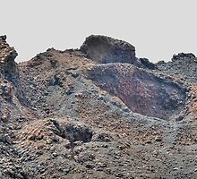 Timanfaya by dgbimages