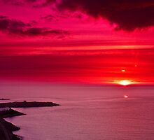 Dalkey sunrise by Stephen O'Connell