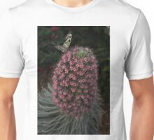 Millions of Tiny Flowers Plus a Butterfly Unisex T-Shirt