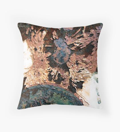 Southern Solstice Throw Pillow