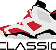 Classic J6 by tee4daily