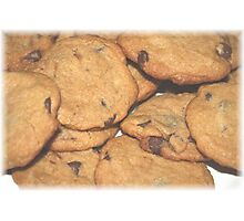 CHOCOLATE CHIP Photographic Print