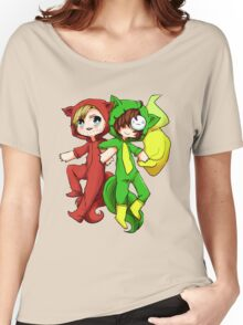 """PewDieCry """"Bloody Trapland"""" Women's Relaxed Fit T-Shirt"""
