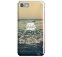 Jealousy iPhone Case/Skin