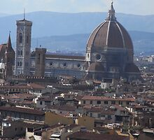 A Room with a View - Florence, Italy by Browneyedgirl78