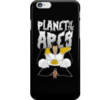 Planet of the Oozaru iPhone Case/Skin