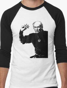 John Peter McAllister Men's Baseball ¾ T-Shirt