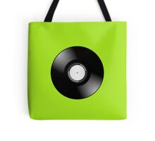 Vinyl Record by Chillee Wilson Tote Bag