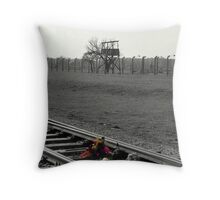 In rememberence Throw Pillow