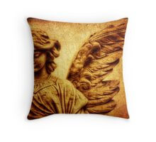 Angel No 3 Throw Pillow