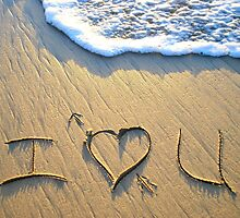 "I 'heart' U! by Lenora ""Slinky"" Regan"